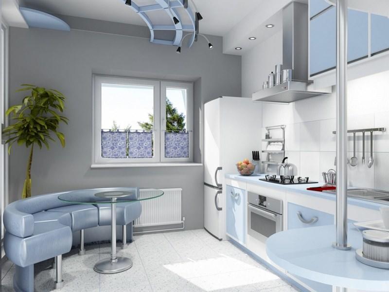 Разные цветовые решения в подборе мебели помогут выгодно спланировать интерьер