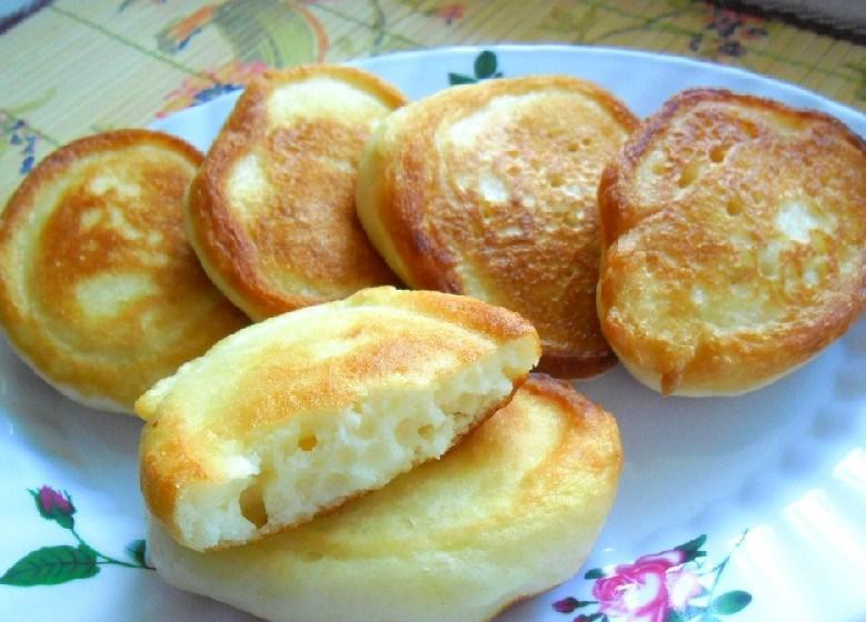 Оладьи без яиц на кефире: пышных рецепт с фото, на дрожжах как приготовить, сделать с содой вкусные, видео