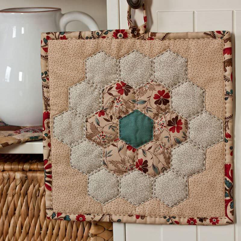 Пэчворк – это стиль лоскутного шитья, способом которого создается оригинальный декор