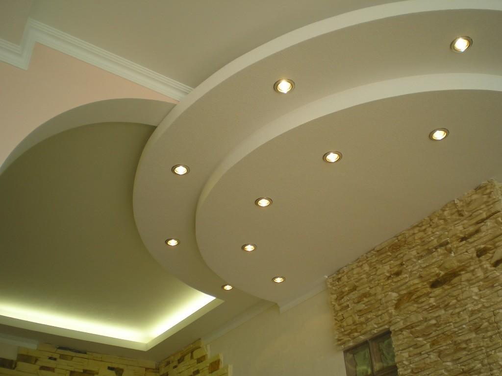 Если вы хотите сделать потолок многоуровневый, то обязательно следует сделать чертеж, по схеме которого и будет выполняться установка