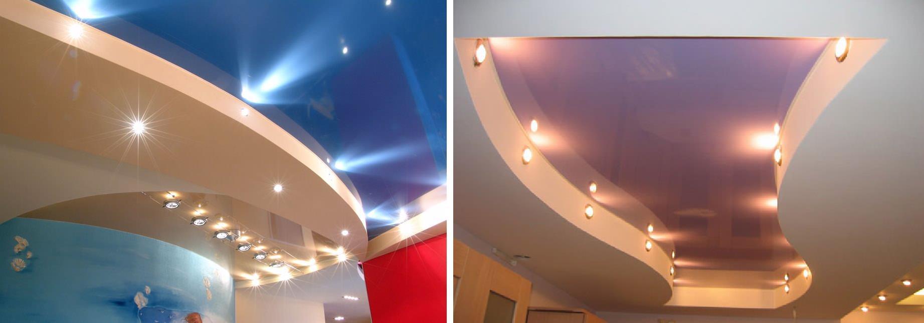 От того, насколько детально продуман проект будущего потолка, во многом зависит конечный результат работы