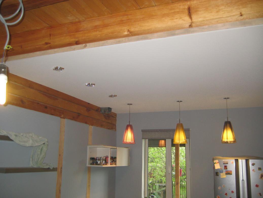 При выборе оптимальной высоты для потолка следует также учитывать и дальнейшую отделку потолочной поверхности