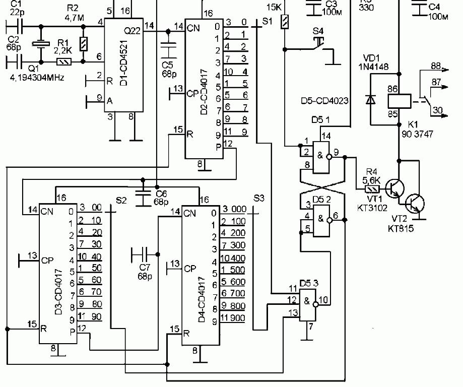 Перед тем как приступать к ремонту термопота, следует ознакомиться с его схемой