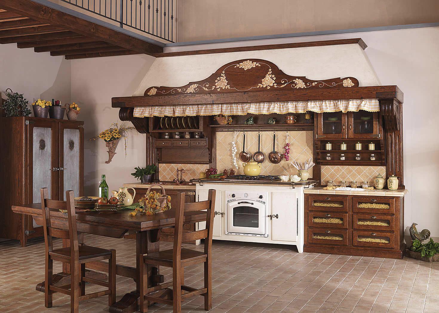 Кухня под старину своими руками? Результат того стоит!