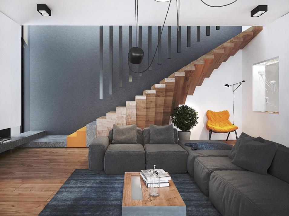 На сегодняшний день существует огромное количество стилей для лестницы, выбрать который вы можете на свое усмотрение
