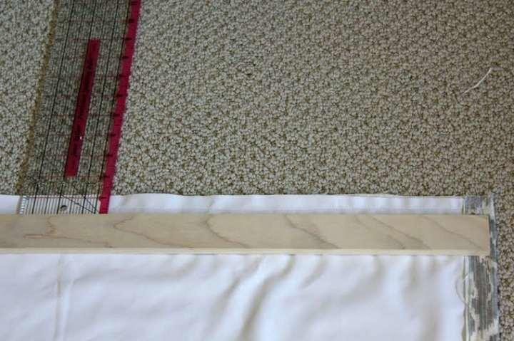 Анализ чужих ошибок поможет начинающему мастеру их избежать при пошиве шторы