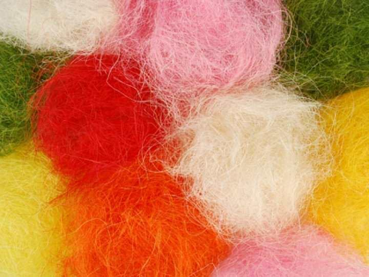 Не во всех городах и поселках есть возможность приобрести сизалевое волокно для декора