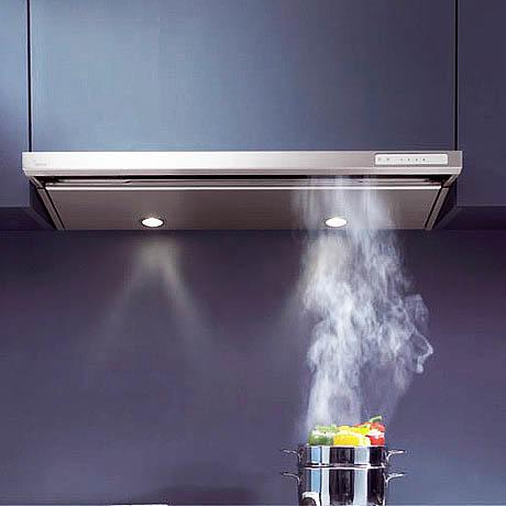 Функция фильтрующей вытяжки очевидна из ее названия - посредством фильтров очищать воздух на кухне
