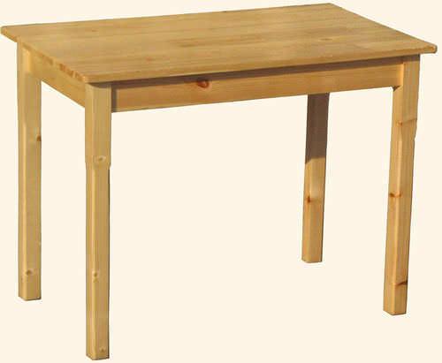 Стол из дерева на кухне - предмет, который несет в себе уют и тепло