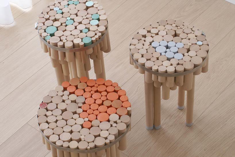 Необычные и, в то же время, невероятно простые стулья, которые очень просто изготовить своими руками