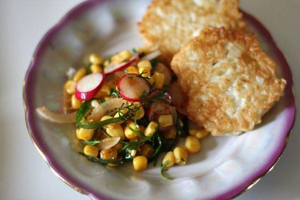 рисовые оладьи рецепт с фото парк