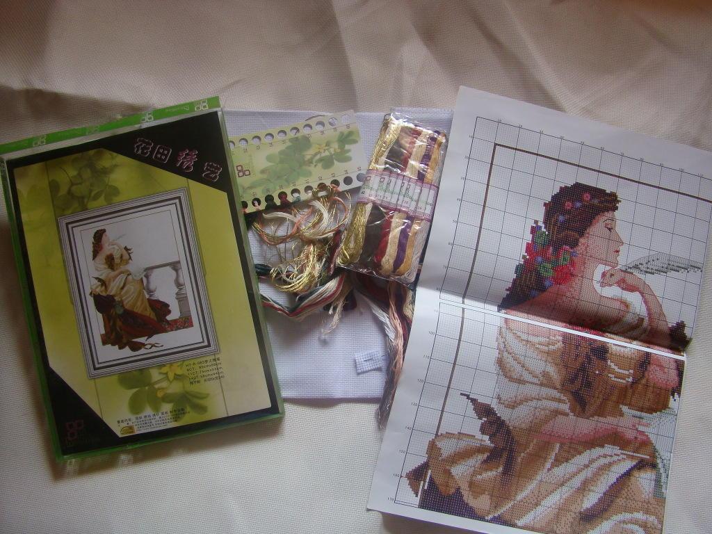 _набор_для_вышивания Вышивка крестом для детей 5-7 лет. Мастер-класс с пошаговыми фото