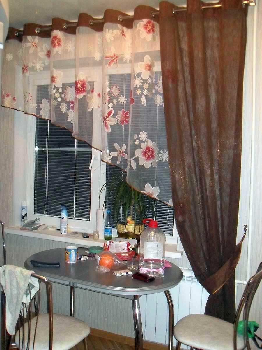 комбинезоны обладают шторы для кухни на одну сторону фото то, что сани