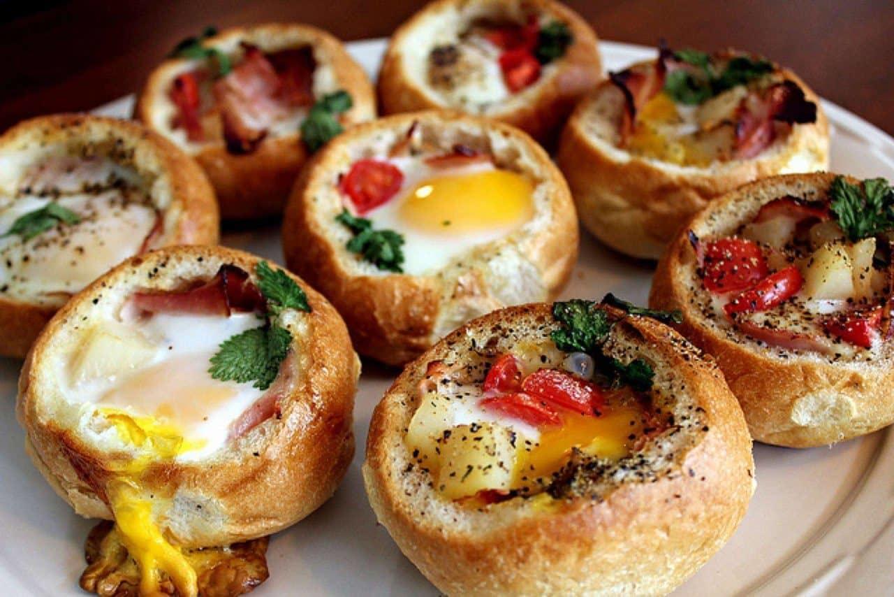 мужественно обольстительно рецепты завтраков с фото из булочек этот раз