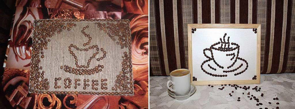 2016-01-26_180658_cr1 Панно из кофейных зерен своими руками: фото, мастер класс, картины, кофейная чашка, панно кошек из фасоли, как сделать подсолнухи на стену, видео || Класс Панно Кофе в рукодельной энциклопедии Pro100hobbi