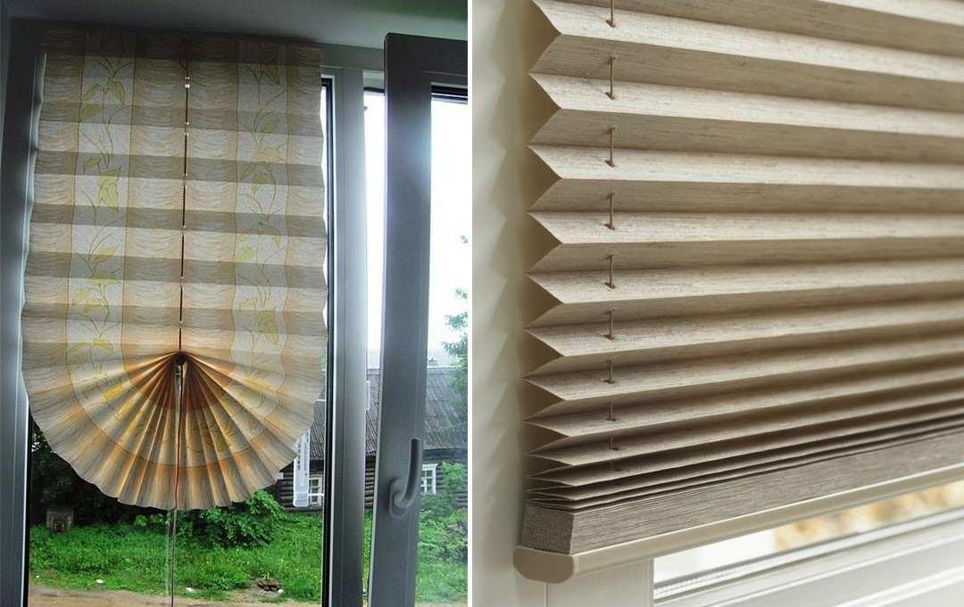 Горизонтальные жалюзи и жалюзи-плиссе — наиболее предпочтительный вариант для людей, которые желают регулировать уровень освещенности в своем жилище