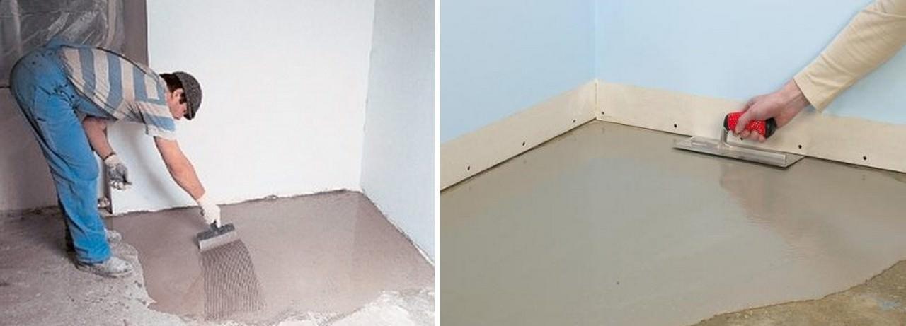 Во время проведения ремонтных работ следует уделить особое внимание финишному слою шпаклевки — именно от него зависит будущий результат