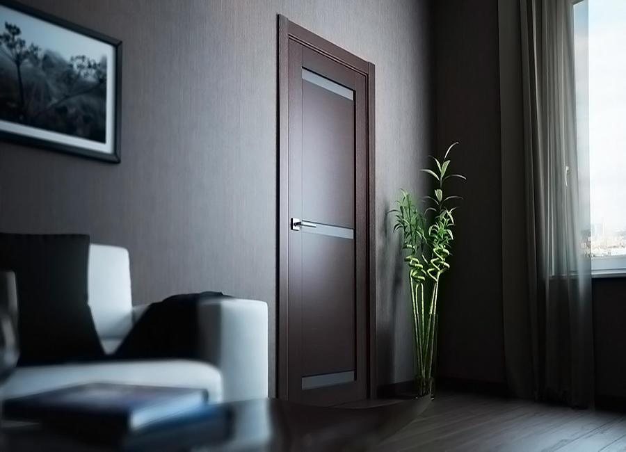 Как правило, царговые двери характеризуются простой, довольно прочной и интересной конструкцией