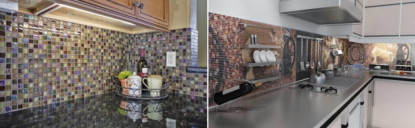 Мозаика на кухню на фартук самоклеющаяся картинки