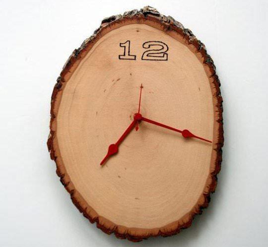 435afffb46f0b4 Декупаж часов своими руками (фото и видео)