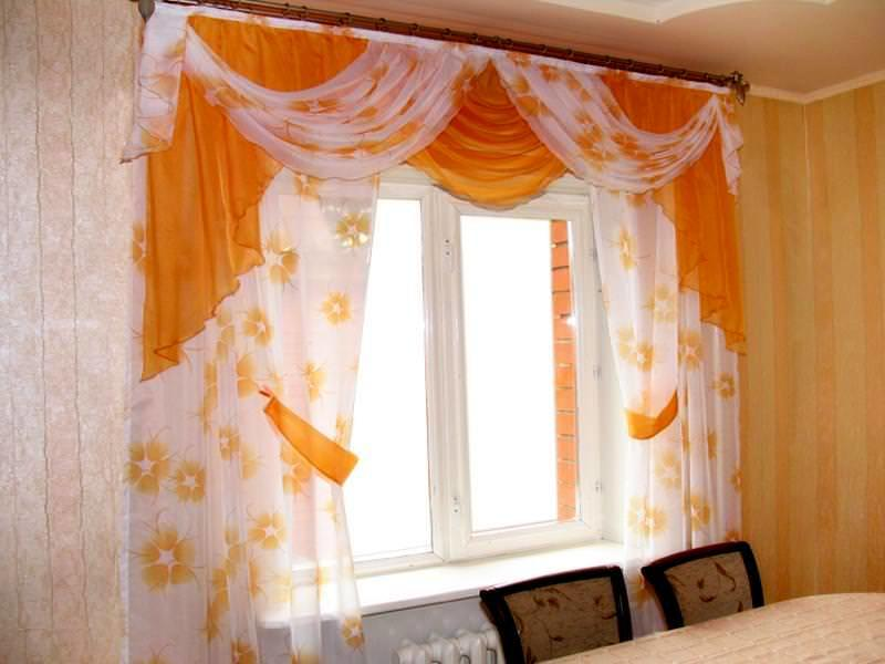 45133715 Как пошагово сшить шторы на кухню своими руками по выкройке?