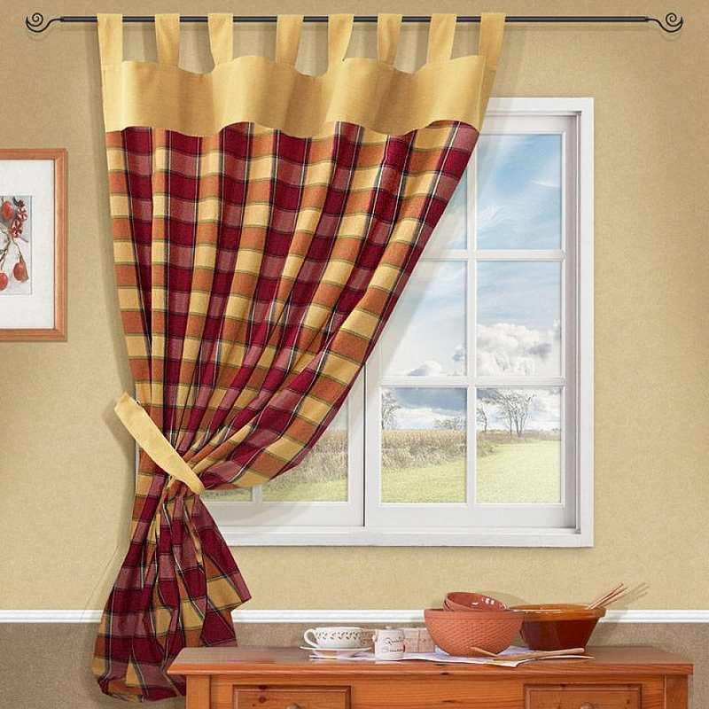 556ec3ac6034dcd26cc89bd8f26aa6fb Как пошагово сшить шторы на кухню своими руками по выкройке?
