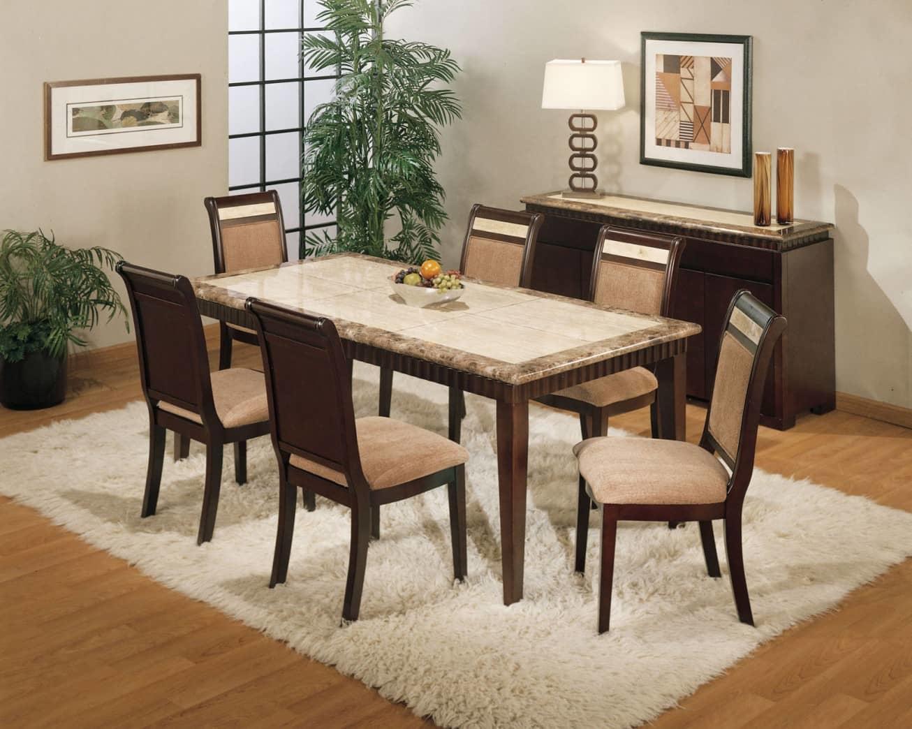 безумен обеденные столы для столовой в картинках найдете