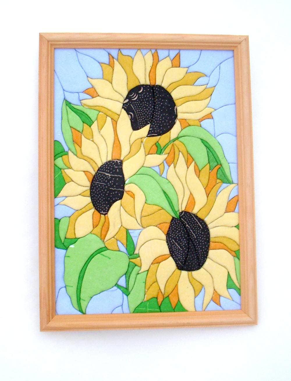 6-min64 Панно из ткани: своими руками на стену, из лоскутов, фото аппликации, цветы декоративные, история, как сделать настенное