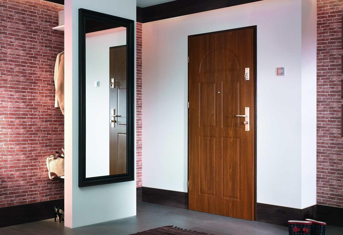 качественная входная дверь