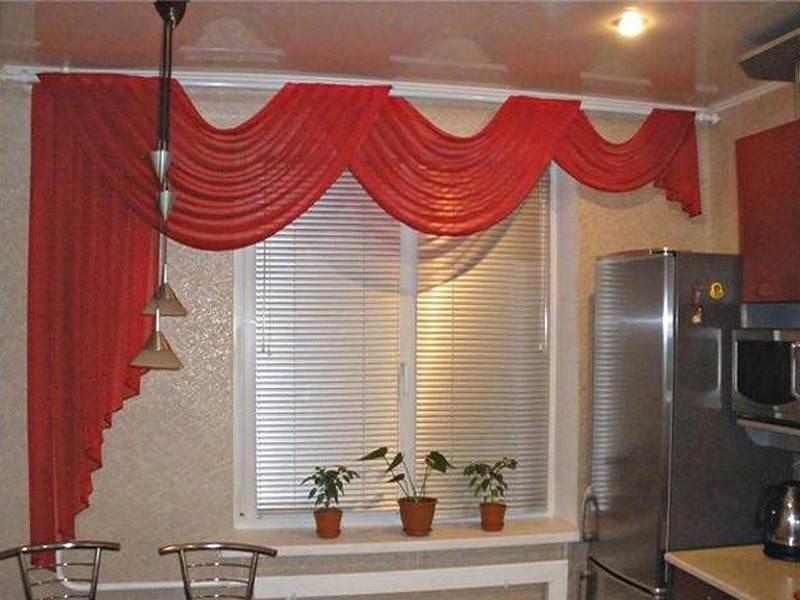 985721994 Как пошагово сшить шторы на кухню своими руками по выкройке?