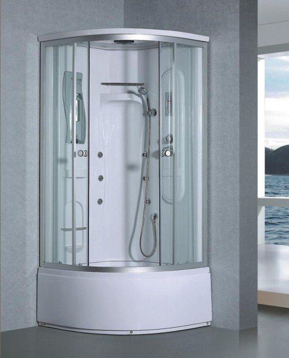 Все большее количество людей предпочитает устанавливать дома именно душевую кабину, а не ванну