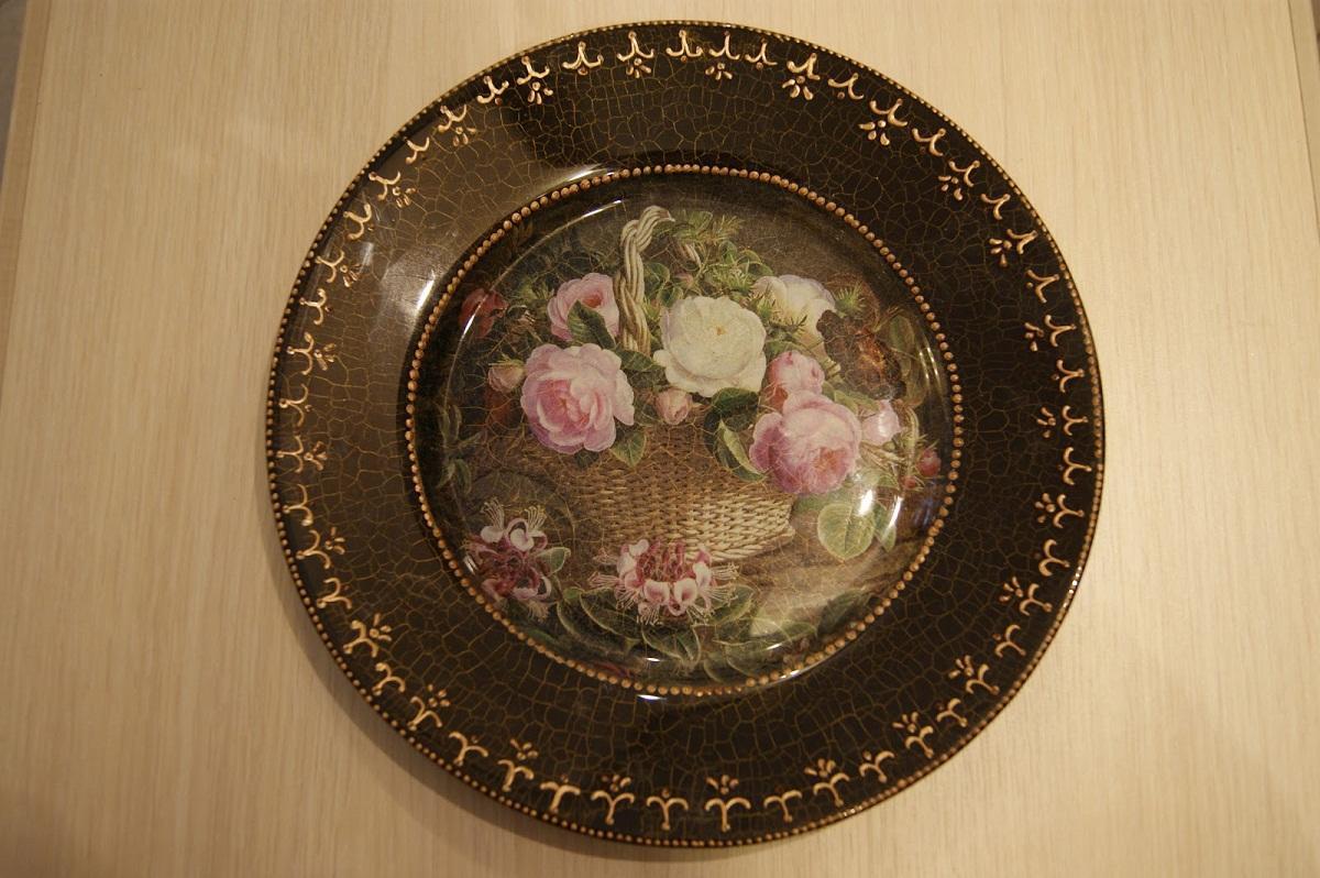 картинки для обратного декупажа тарелок вещей осталось королевы