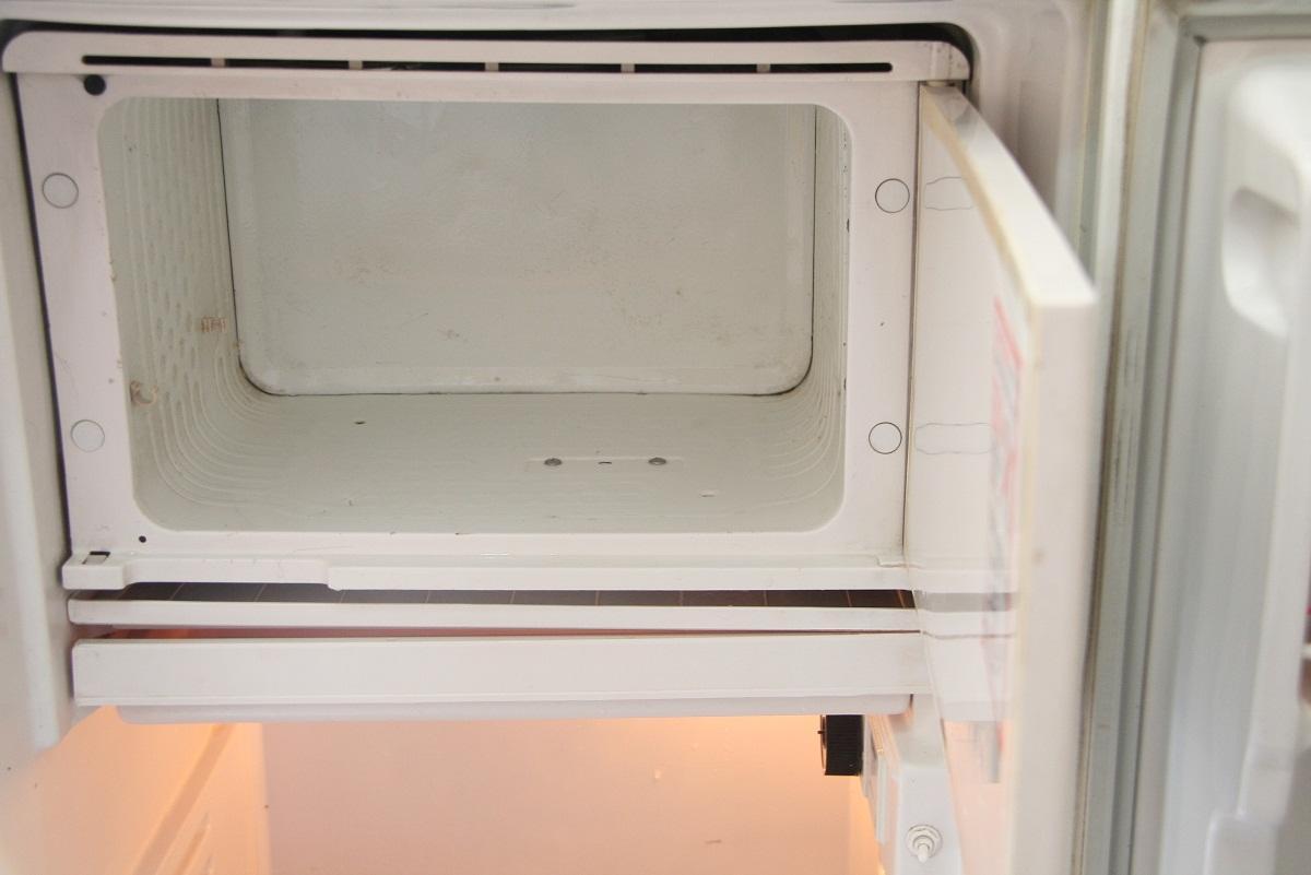 Чем меньше холодильник, тем быстрее он разморозится