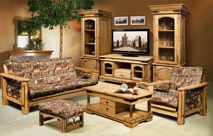 мебель в стиле кантри фото лучший