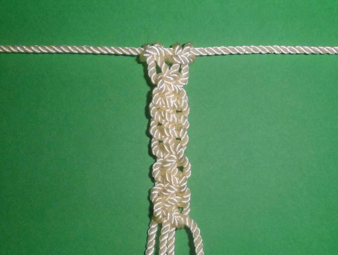 SAM_6400 Пояс макраме и схемы плетения: как вязать своими руками начинающим, плетение ремня, мастер-класс и как сплести