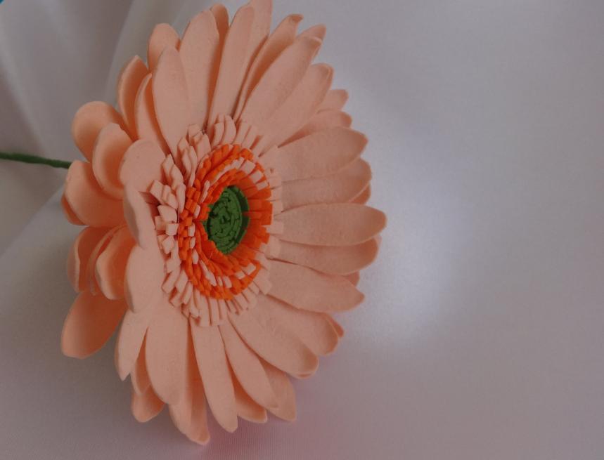 Screenshot_153 Гербера из фоамирана: фото мастер класса, видео как сделать пошагово, выкройки и шаблоны цветов, по схеме своими руками