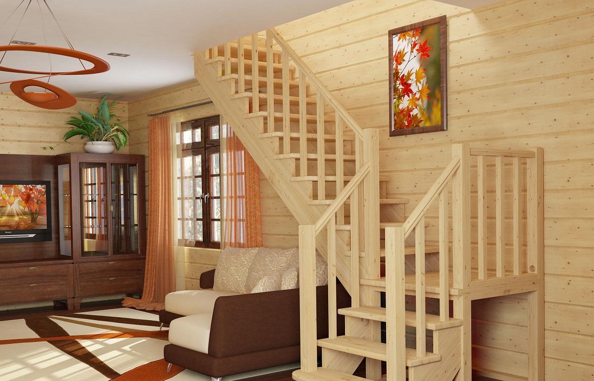 интернет-проект фото лестниц на второй этаж в частном доме баню нас