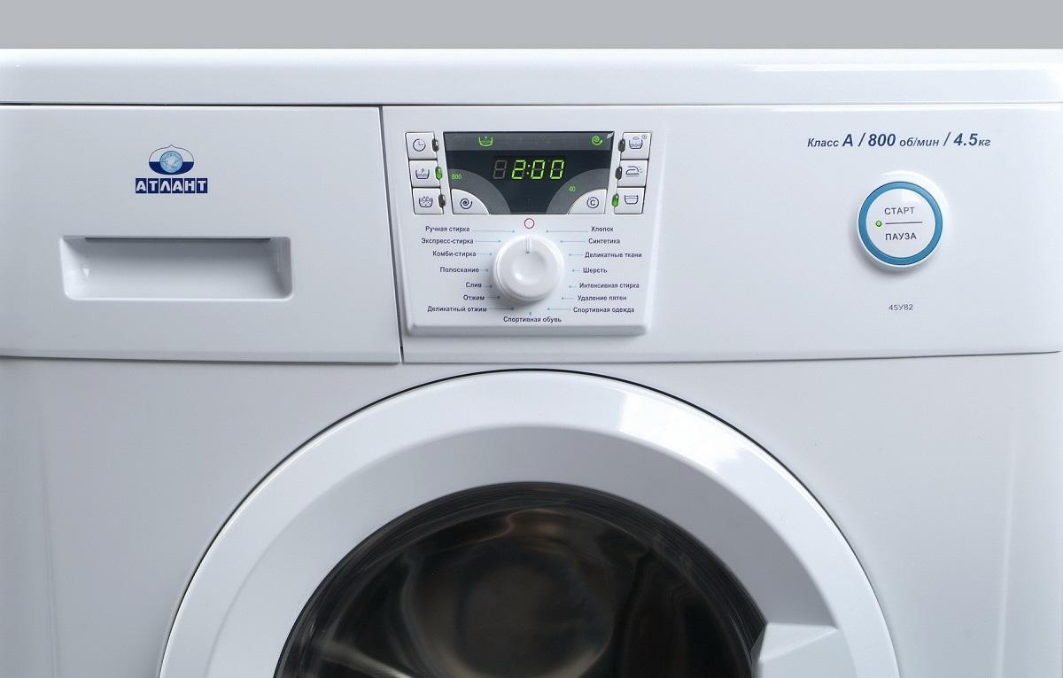 Расшифровать коды стиральной машинки можно, изучив инструкцию