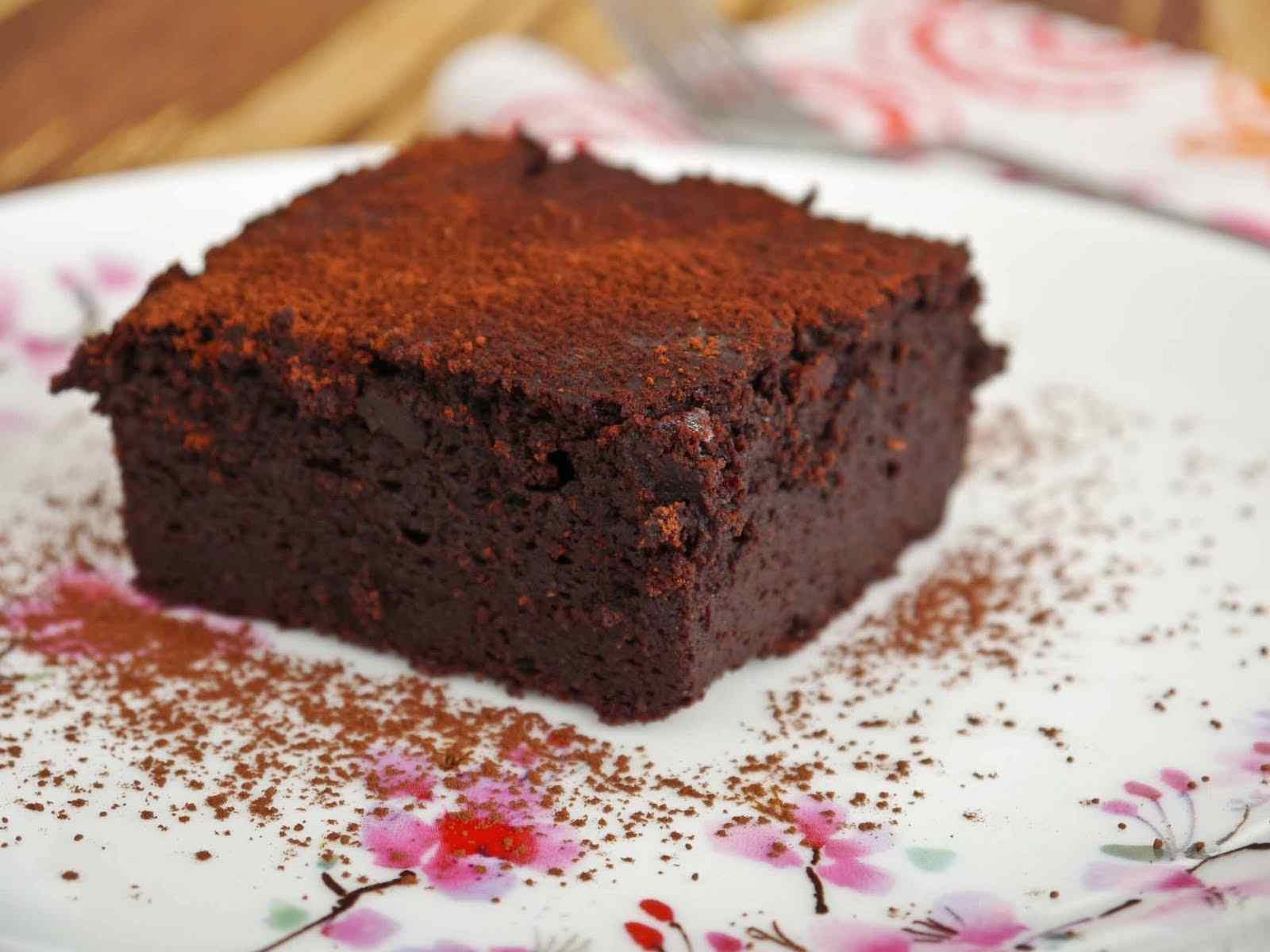 шоколадные пирожные рецепт с фото пошагово сорт