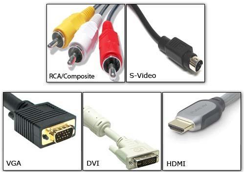 Этот способ подходить для тех, у кого очень старый телевизор и нет большинства современных разъемов типа HDMI или USB