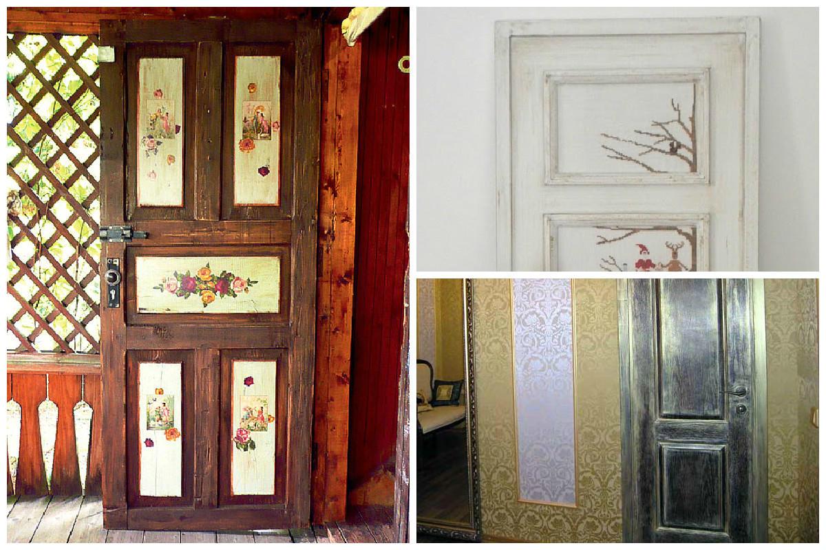 Для того чтобы красиво и качественно украсить дверь, нужно дополнительно ознакомиться с подробным мастер-классом