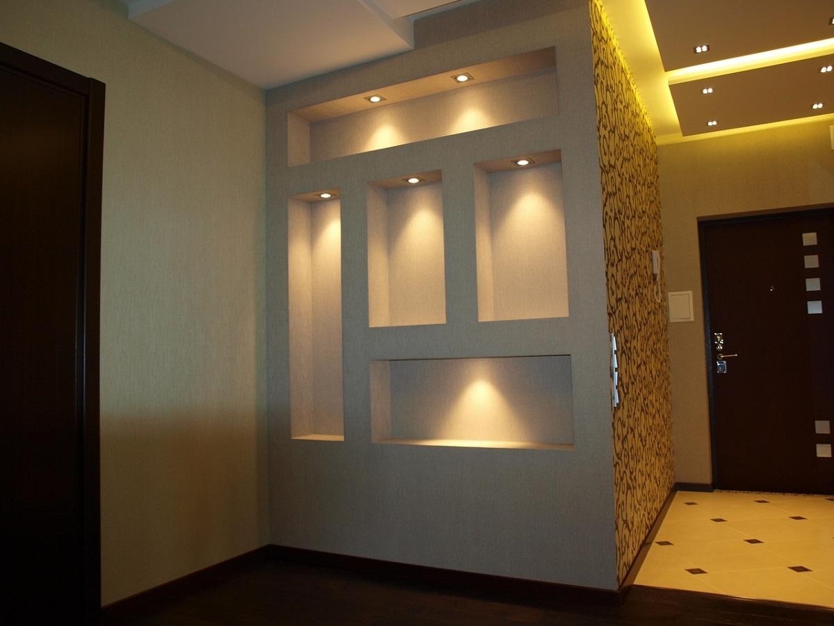 прическа поможет конструкции из гипсокартона в коридоре фото даже боссы клубов
