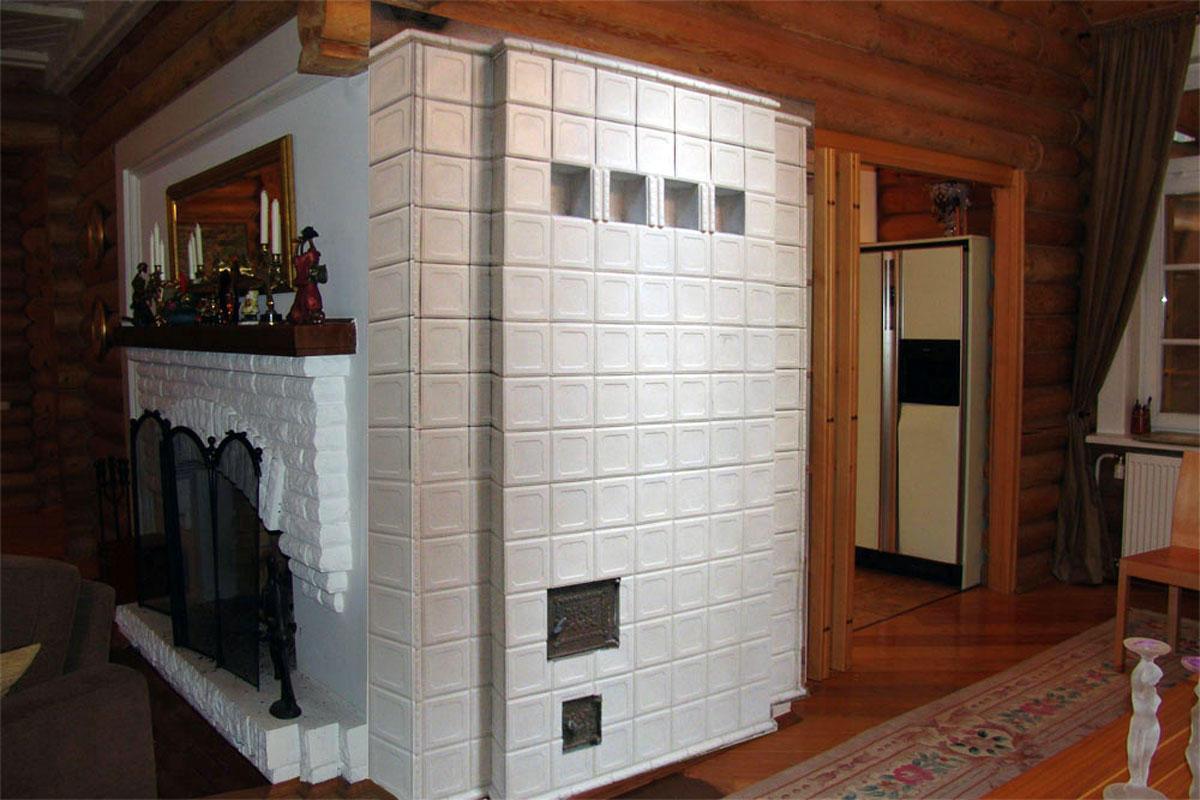 Облицовочная плитка должна выдерживать большие перепады температуры