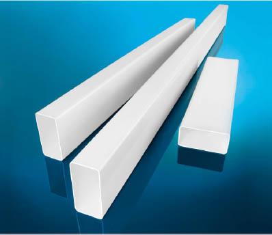 Воздуховоды из современного пластика не уступают по своим характеристикам металлическим