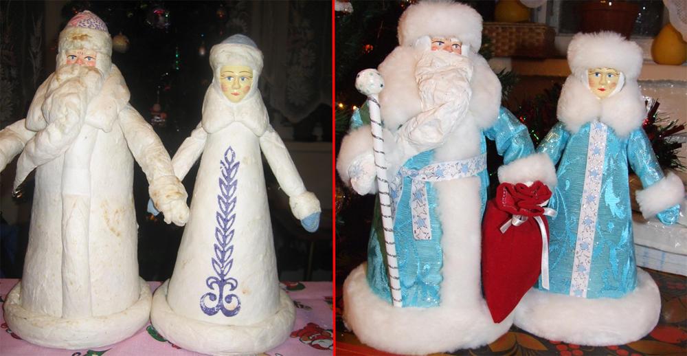 gallery_14705_1295_391394 Как сделать куклы из фоамирана своими руками? Мастер класс Евгении Романовой и Татьяны Шмелевой