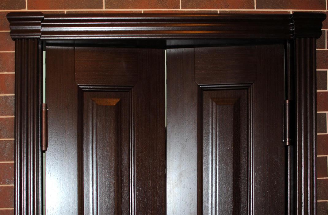 Барные двери можно установить своими руками