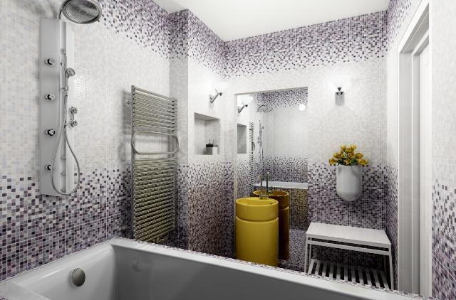 Компания «Керамин» выпускает не только керамическую плитку, но и сантехнику для ванных комнат и санузлов