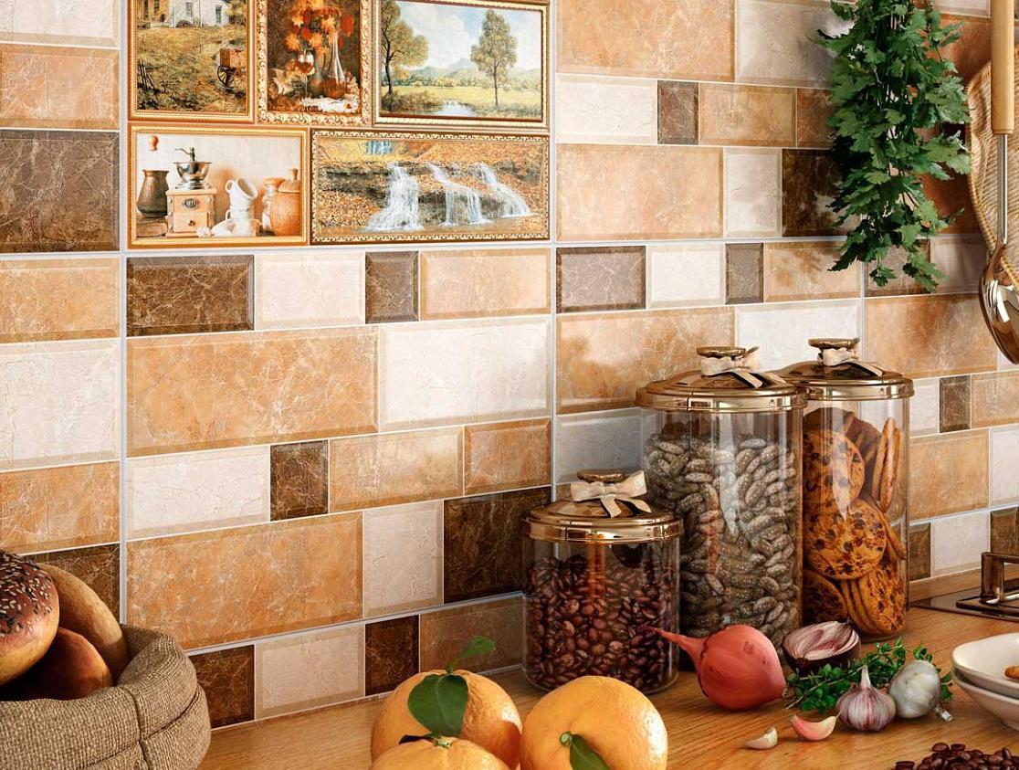 Кафель Интеркерама прекрасно подойдет для любого помещения вне зависимости от его стиля