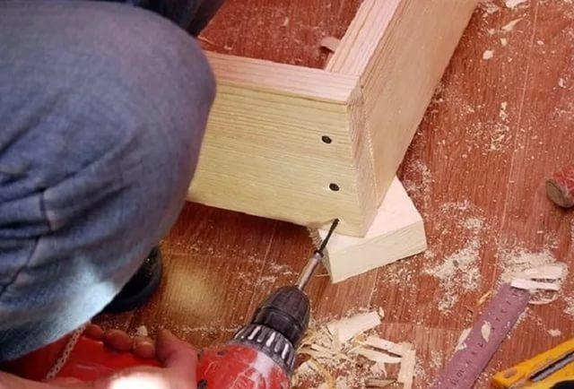 Процесс изготовления дверной коробки своими руками