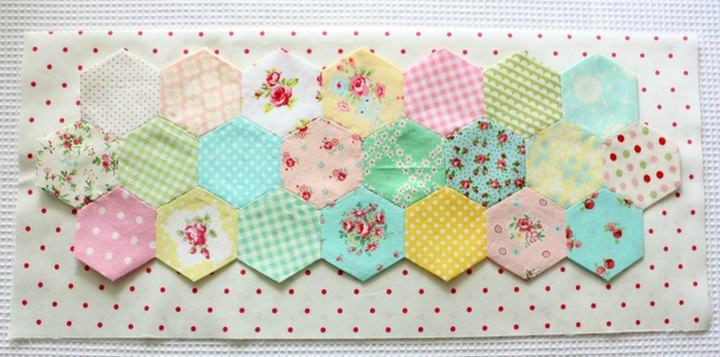 image13 Цветочные пэчворк подушки своими руками схемы